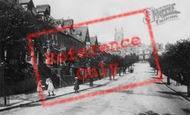 Barry, Windsor Road 1906