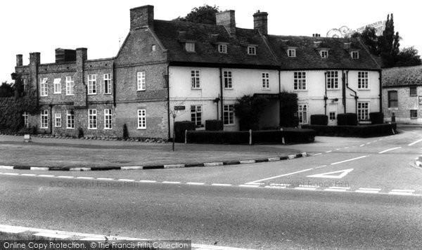 Barton Mills, The Bull Inn c.1965