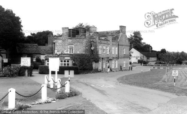 Barton Mills, The Bull Inn c.1965