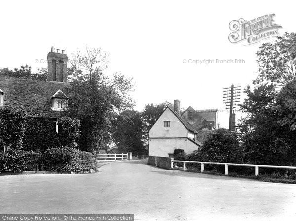 Barton Mills, The Village 1925