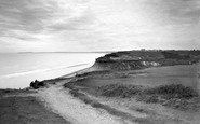 Barton On Sea, From The Golf Links c.1935