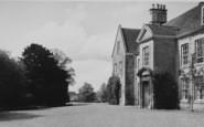 Barton Seagrave, Barton Hall c.1955