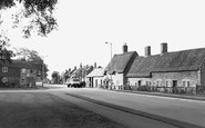 Barton Seagrave, Botolphs Road c.1960