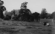 Barton Seagrave, General View c.1960