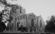 Barton Seagrave, Parish Church c.1960