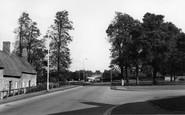 Barton Seagrave, St Botolph's Road c.1960