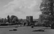 Barton Seagrave, The Church c.1955
