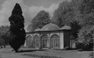 Barton Seagrave, The Orangery, Barton Hall c.1955
