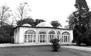Barton Seagrave, The Orangery, Barton Hall c.1960