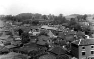 Barton Under Needwood, The Village c.1955