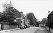 Barton-Upon-Humber, Burgate c.1955