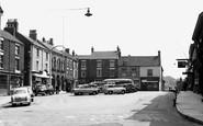 Barton-Upon-Humber, Market Place c.1955