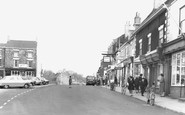 Barton-Upon-Humber, Market Place c.1960