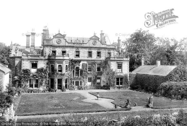 Barwick, House And Gardens 1900