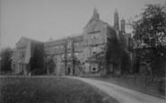 Bashall Eaves, Browsholme Hall 1895