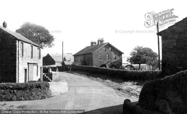 Bashall Eaves, The Village c.1955