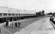Basildon, Bus Station c.1965