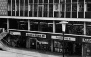 Basildon, East Square c.1965