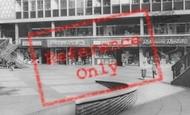 Basildon, East Square Shops c.1965