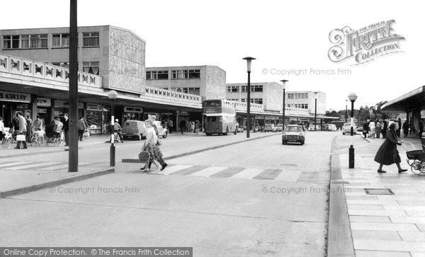 Basildon, Southernhay c.1965