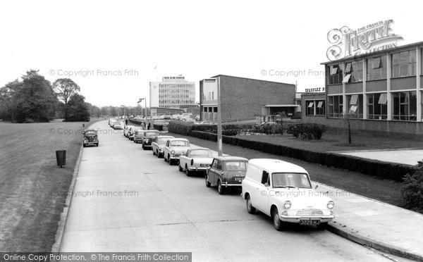 Basildon, The Industrial Estate c.1965