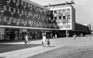 Basildon, Town Square, Keay House c.1960