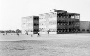 Basildon, Woodlands Boys School c1960