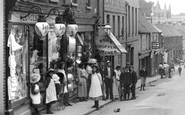 Basingstoke, A Shop In Church Street 1904