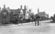 Basingstoke, Board School, Council Road 1898