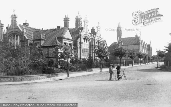 Photo of Basingstoke, Board School, Council Road 1898