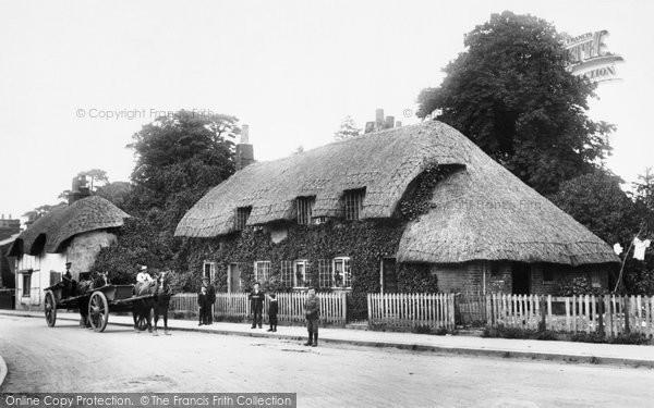 Basingstoke, Hackwood Road 1904