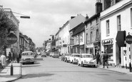 Basingstoke, London Street 1962