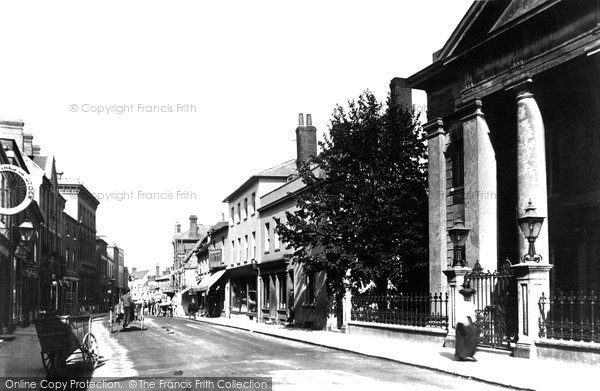 Basingstoke, London Street c.1910