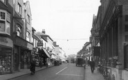 Basingstoke, London Street c.1955
