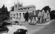 Basingstoke, St Michael's Church c1960