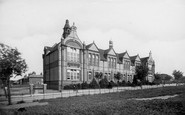 Basingstoke, The Board School, Council Road 1898