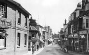 Basingstoke, Winchester Street c.1955
