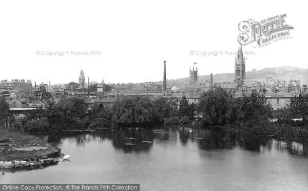 Bath, 1895