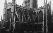 Bath, Abbey North East 1935