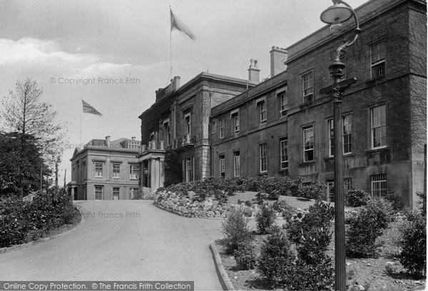 Bath, Bath Spa Hotel 1914