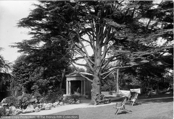 Bath, Bath Spa Hotel, The Grounds 1914