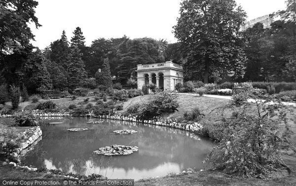 Bath, Botanical Gardens 1929