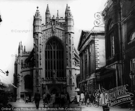 Bath, c.1965