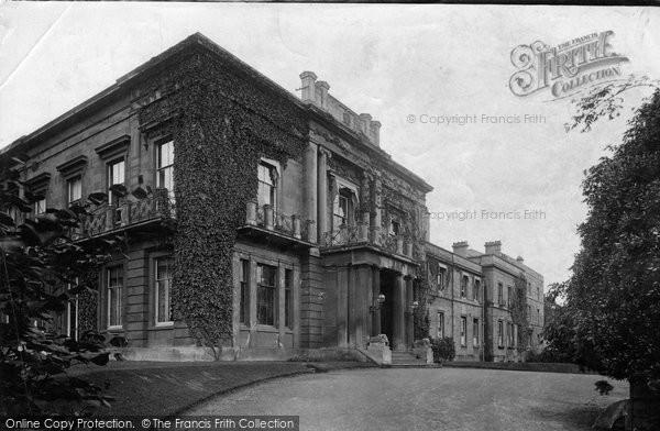 Bath, College 1907