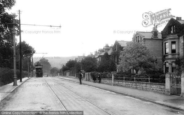 Bath, Combe Park 1909