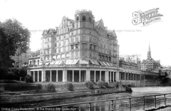 Bath, Empire Hotel 1902