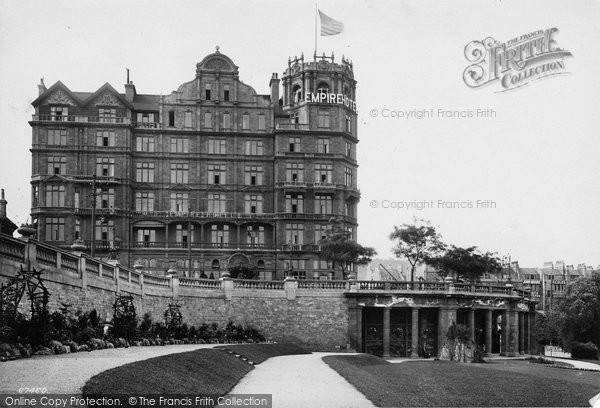 Bath, Empire Hotel 1914
