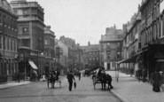 Bath, George Street 1907