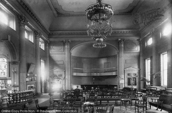 Bath, Grand Pump Room 1901