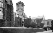 Bath, Kingswood School 1907